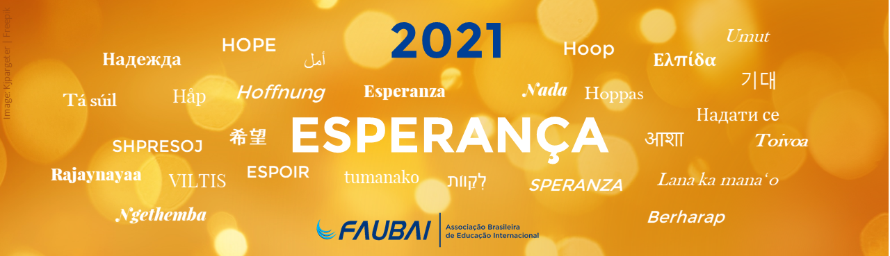 FAUBAI wishes a new year full of hope, health and hugs