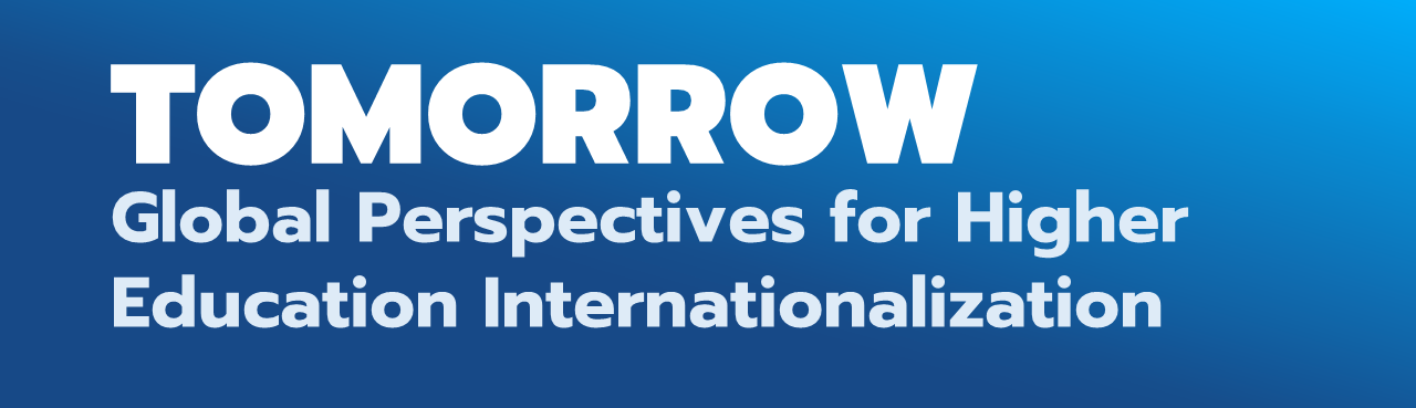 TOMORROW: Global Perspectives for Higher Education Internationalization