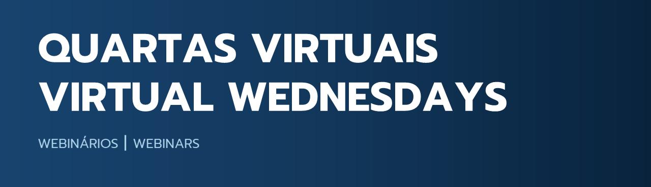 Quartas Virtuais – Webinários FAUBAI